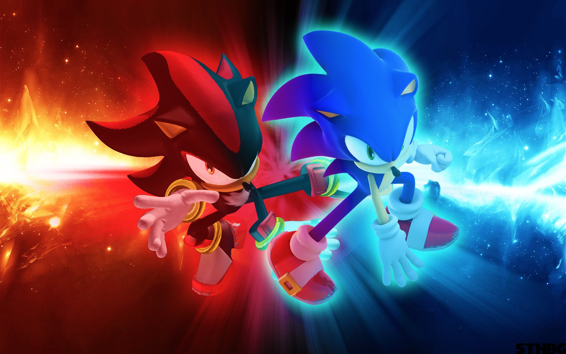 283 Sonic The Hedgehog Hd Wallpapers Background Images