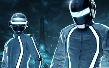 Music - Daft Punk Wallpapers and Backgrounds