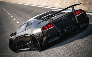 Vehicles - Lamborghini Murcielago Wallpapers and Backgrounds ID : 486690