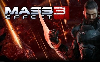 Video Game - Mass Effect 3 Wallpapers and Backgrounds ID : 486970