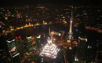 Man Made - Shanghai Wallpapers and Backgrounds ID : 486984