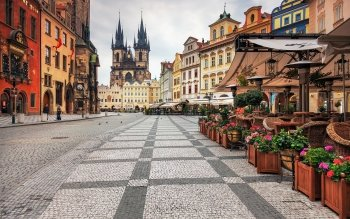 Man Made - Prague Wallpapers and Backgrounds ID : 487159