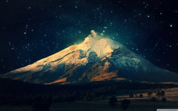 Earth - Volcano Wallpapers and Backgrounds ID : 487174
