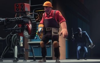 Video Game - Team Fortress 2 Wallpapers and Backgrounds ID : 487186