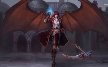 Fantasy - Demon Wallpapers and Backgrounds ID : 487347