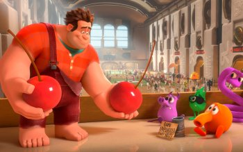 Movie - Wreck-it Ralph Wallpapers and Backgrounds ID : 487405