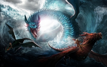 Fantasy - Dragon Wallpapers and Backgrounds ID : 487810
