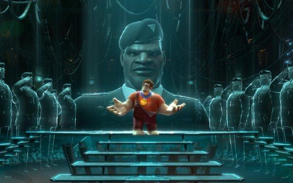 Movie Wreck-It Ralph Ralph HD Wallpaper   Background Image