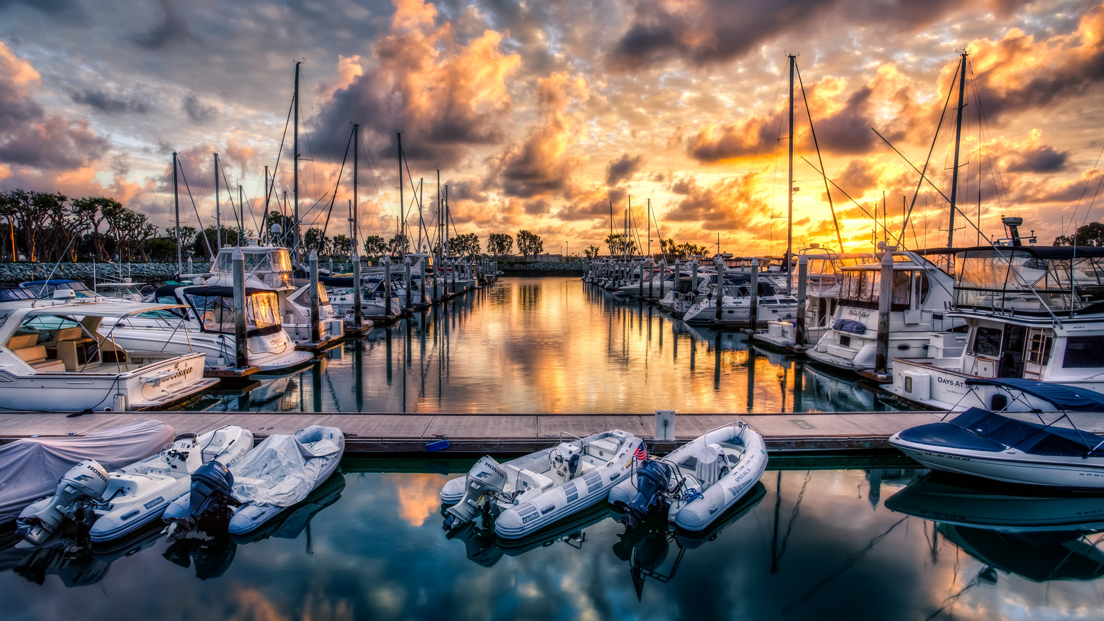 104 Harbor HD Wallpapers | Backgrounds - Wallpaper Abyss