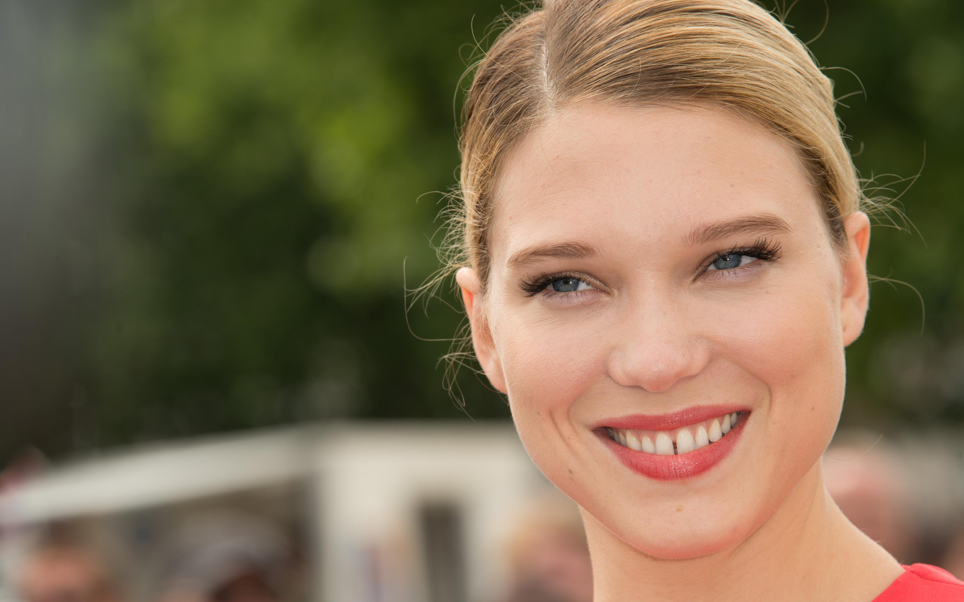 Lea Seydoux Full HD Wallpaper And Background Image