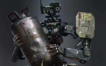Science-Fiction - Roboter Wallpapers and Backgrounds ID : 488484