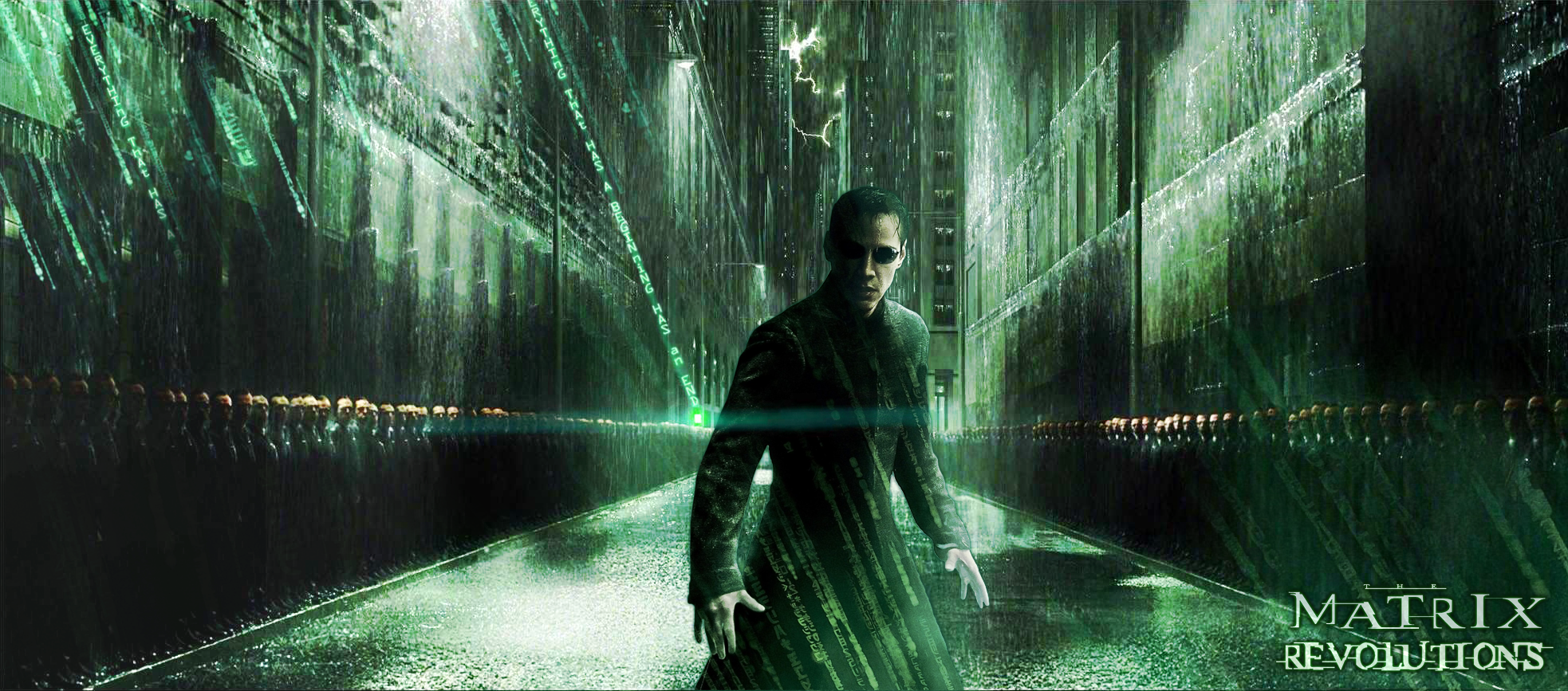 the matrix revolutions Wallpaper and Background Image ...