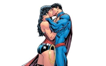 Comics - Superman/wonder Woman Wallpapers and Backgrounds ID : 489356