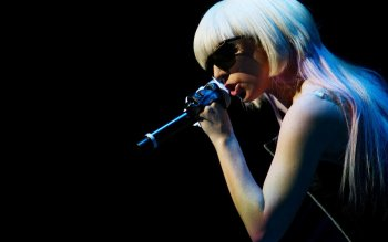 Muziek - Lady Gaga Wallpapers and Backgrounds ID : 489484