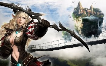 Video Game - Atlantica Online Wallpapers and Backgrounds ID : 489615