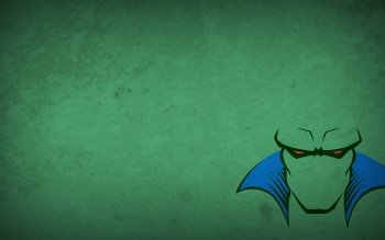 Serier - Martian Manhunter Wallpapers and Backgrounds ID : 489835