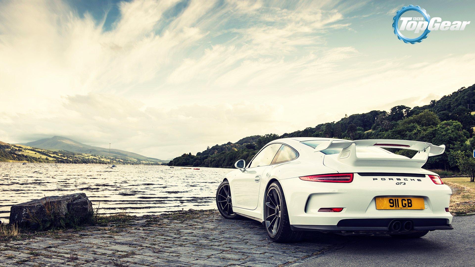 TV Show - Top Gear  Porsche 911 GT3 Wallpaper