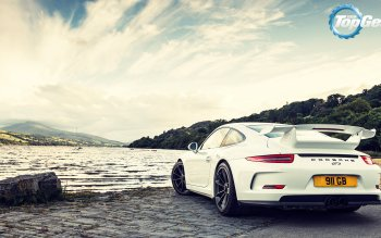 Транспортные Средства - Porsche Gt3 Wallpapers and Backgrounds