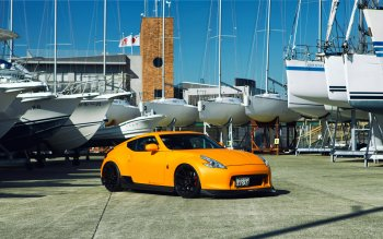 Vehicles - Nissan 370z  Wallpapers and Backgrounds ID : 490391