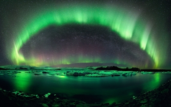 Earth - Aurora Borealis Wallpapers and Backgrounds ID : 490398