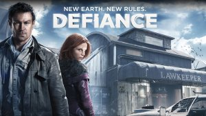 Preview TV Show - Defiance Art