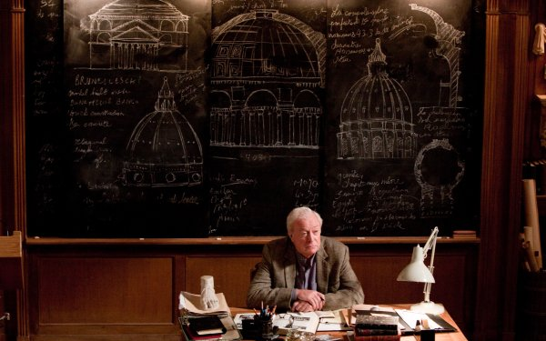 Movie Inception Michael Caine HD Wallpaper | Background Image