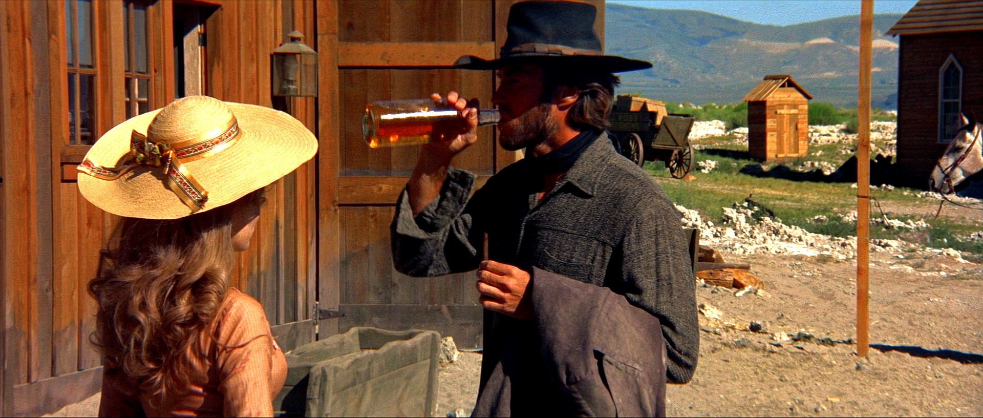 high plains drifter Wallpaper and Background Image ...
