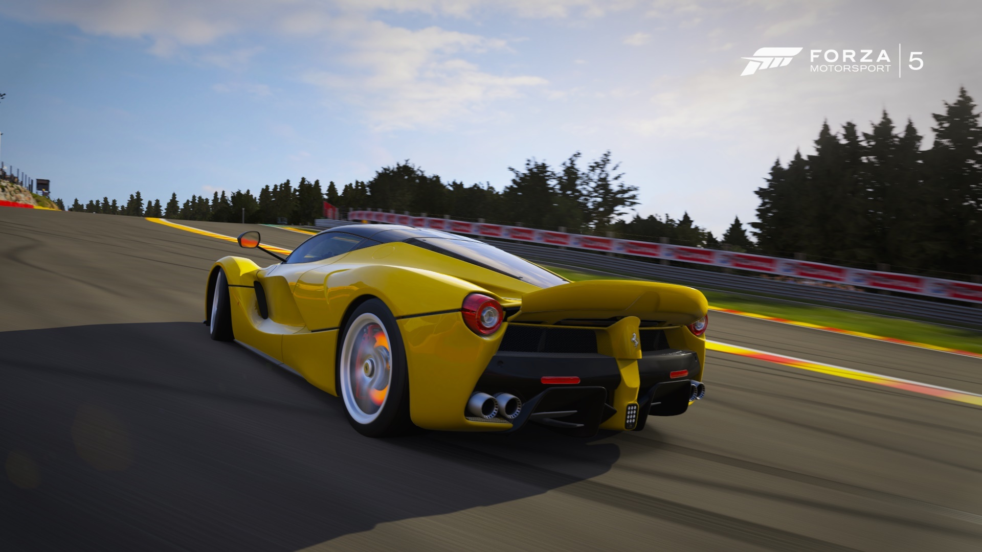 Forza motorsport 7 обои 3