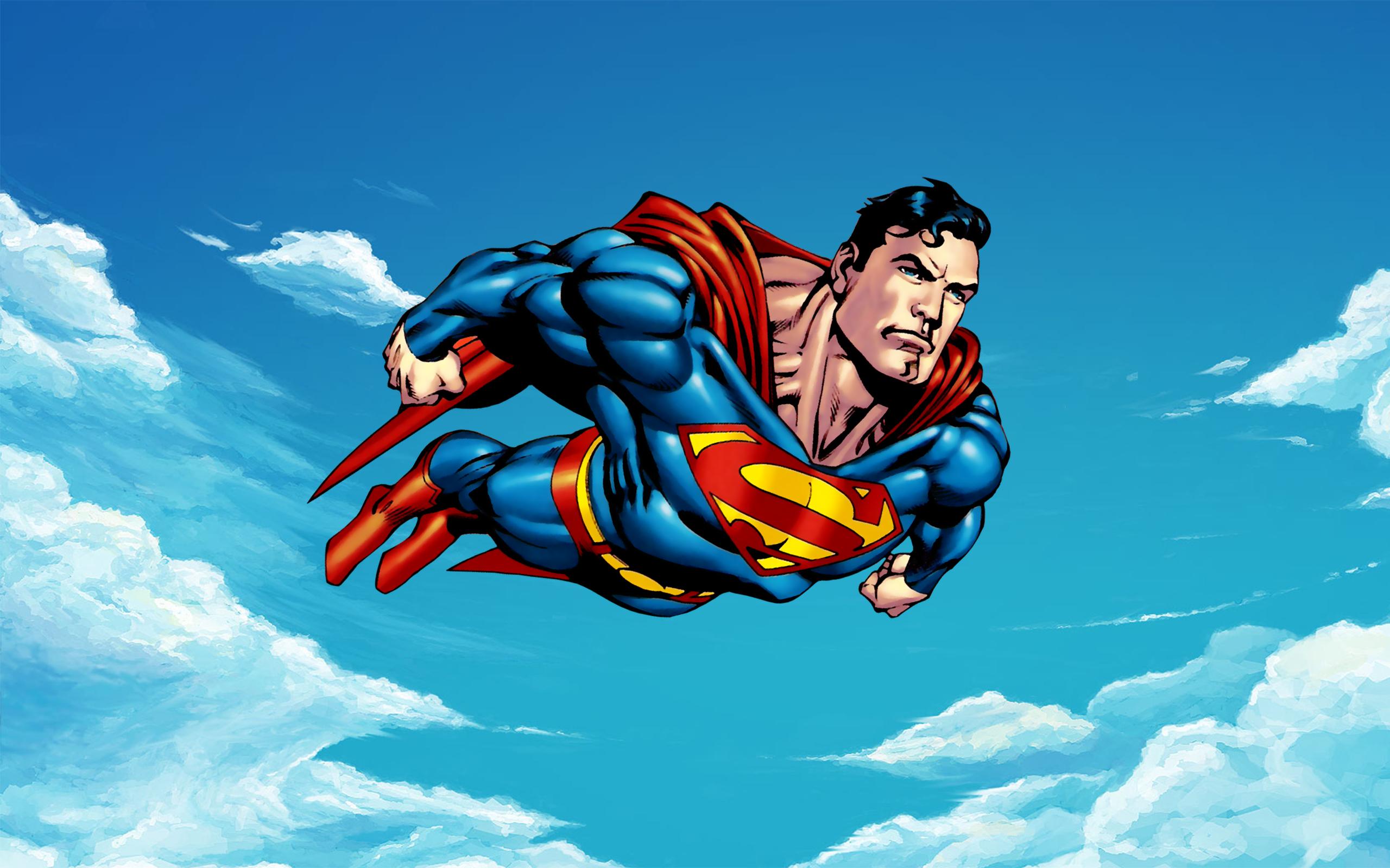 Superman full hd wallpaper and background image 2560x1600 id491487 comics superman wallpaper publicscrutiny Gallery