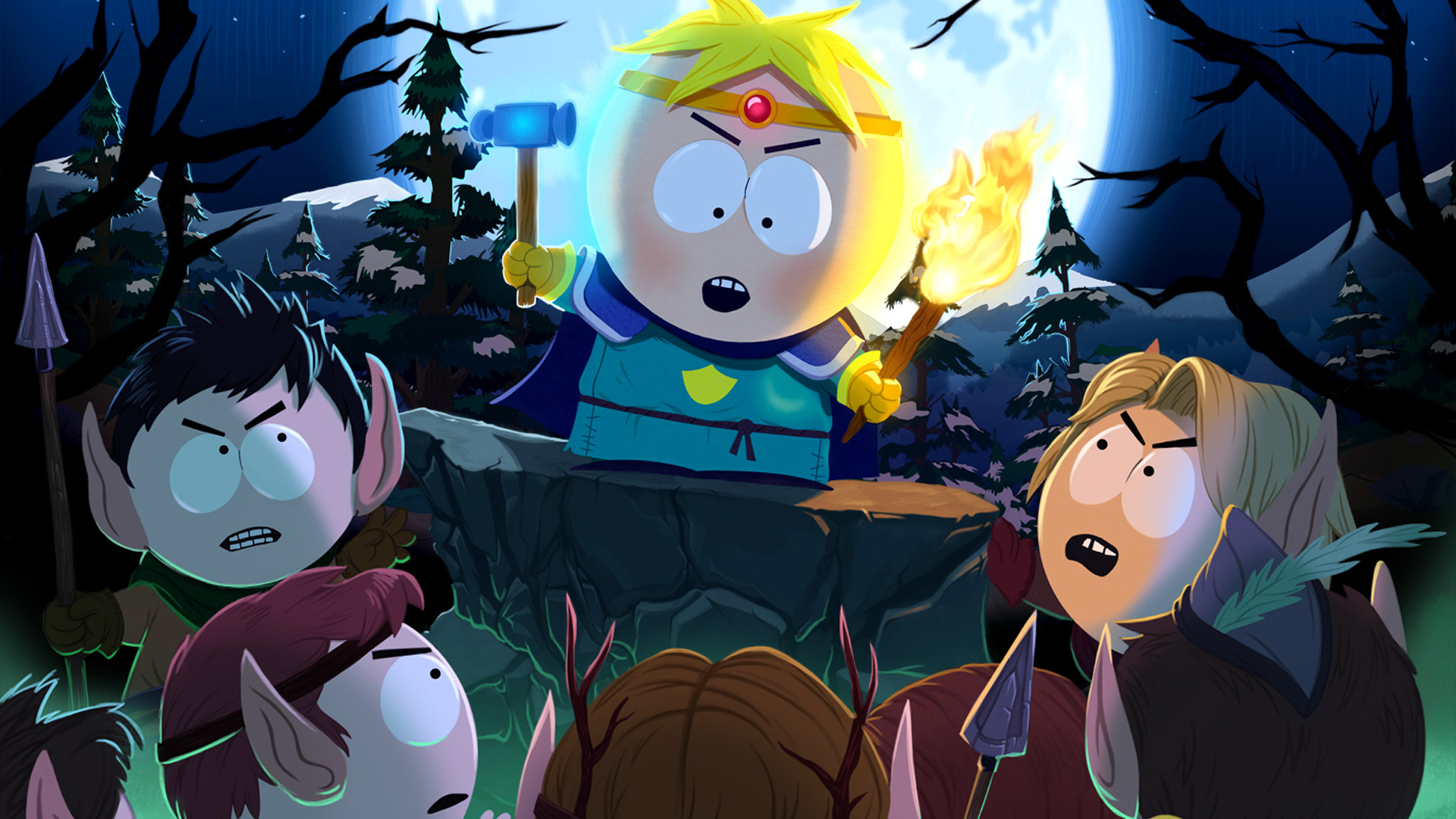 6 South Park: The Stick Of Truth HD Wallpapers ...