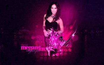 Celebrity - Megan Fox Wallpapers and Backgrounds ID : 491097