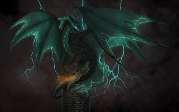 Fantasy - Dragon Wallpapers and Backgrounds ID : 491441