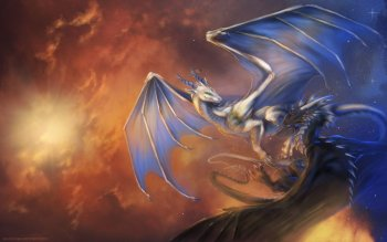 Fantasy - Dragon Wallpapers and Backgrounds ID : 491444