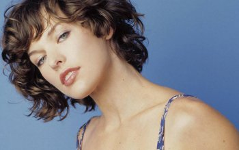 Celebrity - Milla Jovovich Wallpapers and Backgrounds ID : 491626
