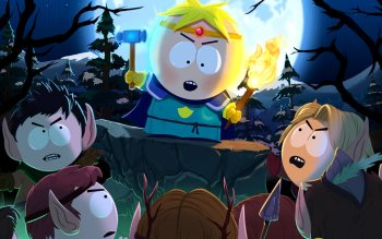 Computerspel - South Park: The Stick Of Truth Wallpapers and Backgrounds