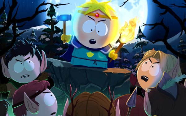 Video Game South Park: The Stick of Truth South Park Butters Stotch HD Wallpaper | Background Image