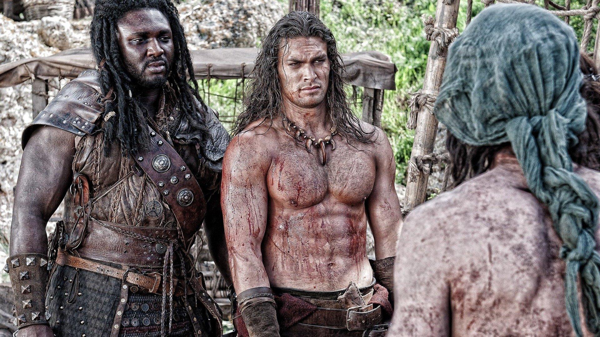 Conan the Barbarian (2011) HD Wallpaper | Background Image