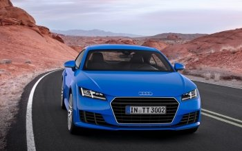 Vehicles - 2015 Audi TT Wallpapers and Backgrounds ID : 492670