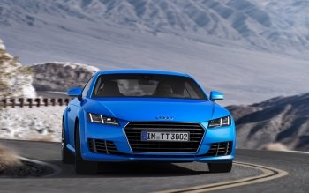 Vehicles - 2015 Audi TT Wallpapers and Backgrounds ID : 492671
