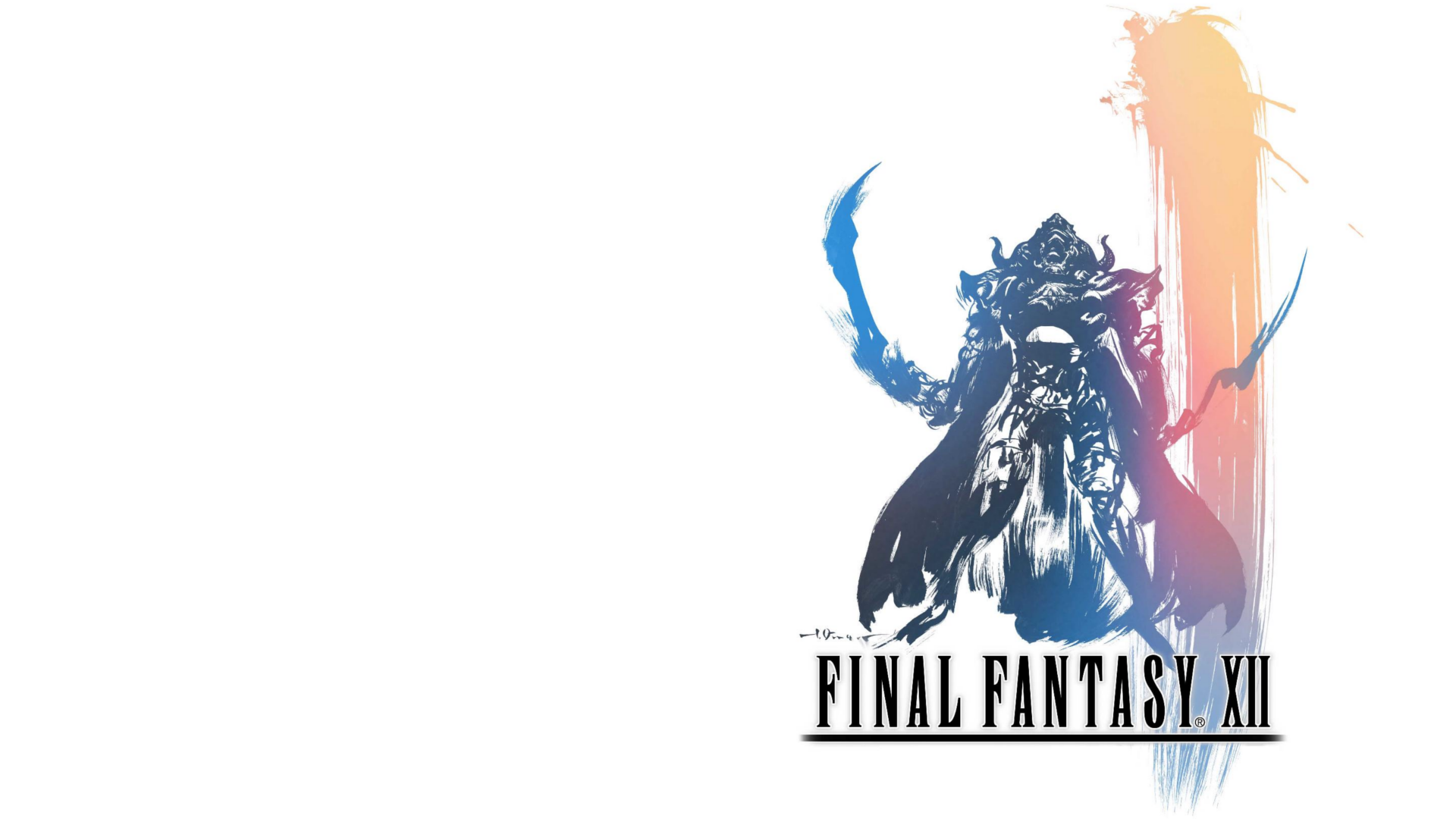 Final Fantasy Xii Hd Wallpaper Background Image 1920x1080 Id