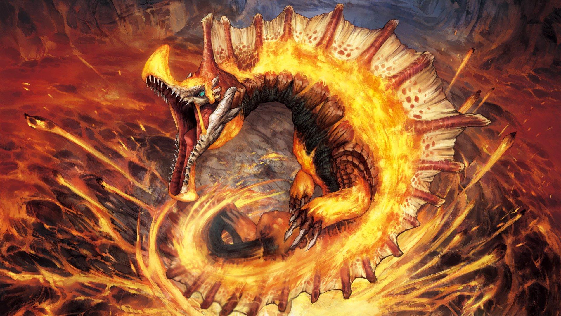 Monster Hunter HD Wallpaper | Background Image | 1920x1080 ...
