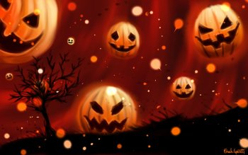 Holiday - Halloween Wallpapers and Backgrounds ID : 493560
