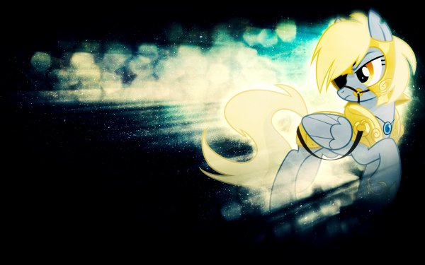 TV Show My Little Pony: Friendship is Magic My Little Pony Derpy Hooves Vector HD Wallpaper | Background Image