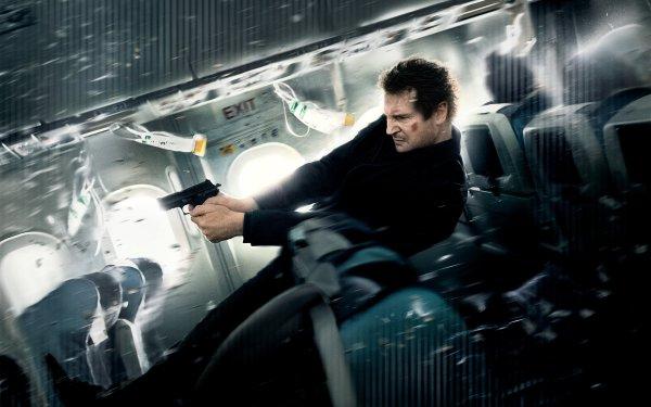Movie Non-Stop Liam Neeson HD Wallpaper   Background Image