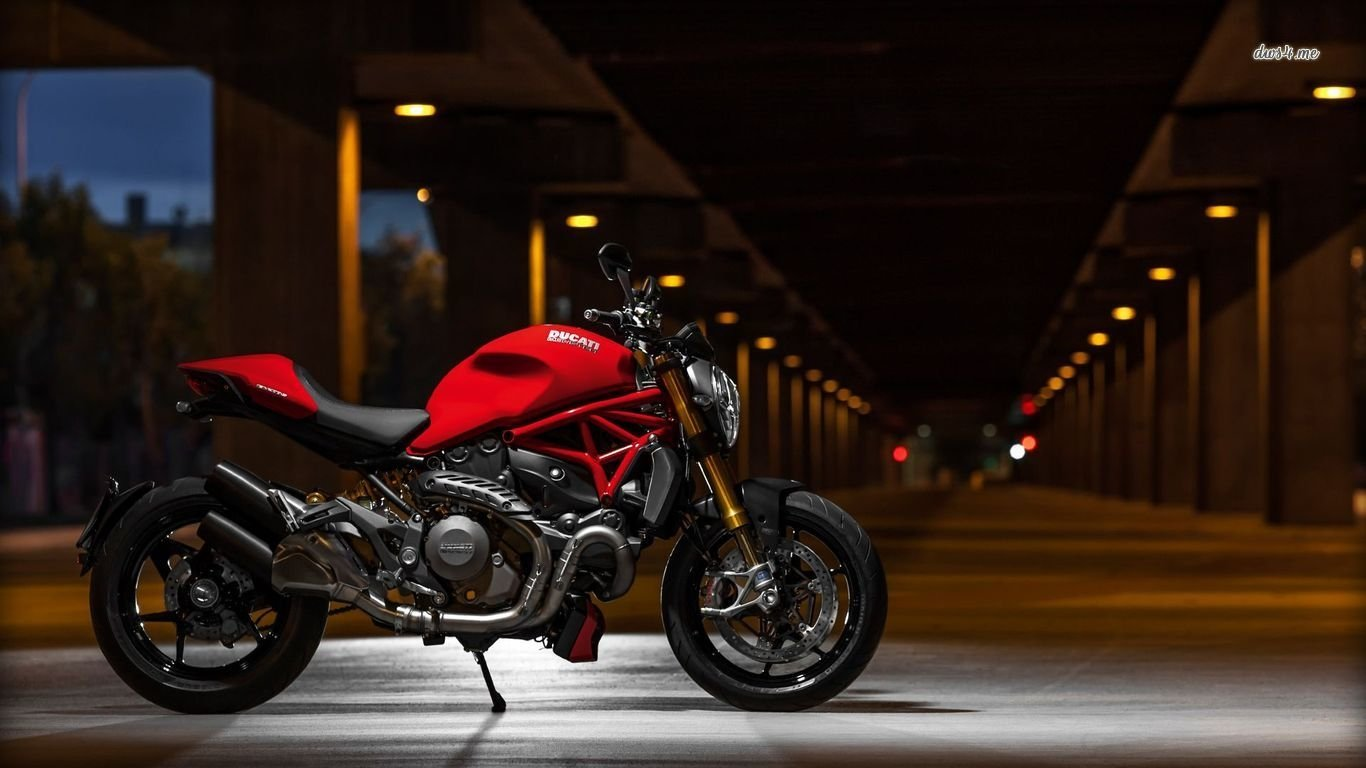 2 ducati monster 1200 hd wallpapers | background images - wallpaper