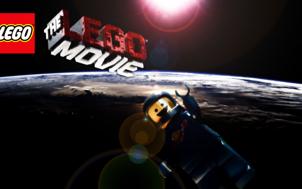 Movie The Lego Movie Lego Benny Space Logo HD Wallpaper   Background Image