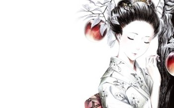 Artistisk - Geisha Wallpapers and Backgrounds ID : 495716