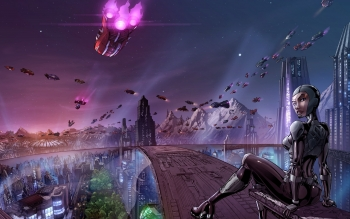 Sci Fi - City Wallpapers and Backgrounds ID : 495943