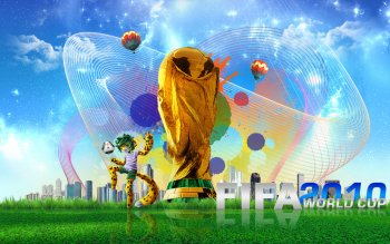 Спорт - Fifa World Cup South Africa 2010 Wallpapers and Backgrounds ID : 495955