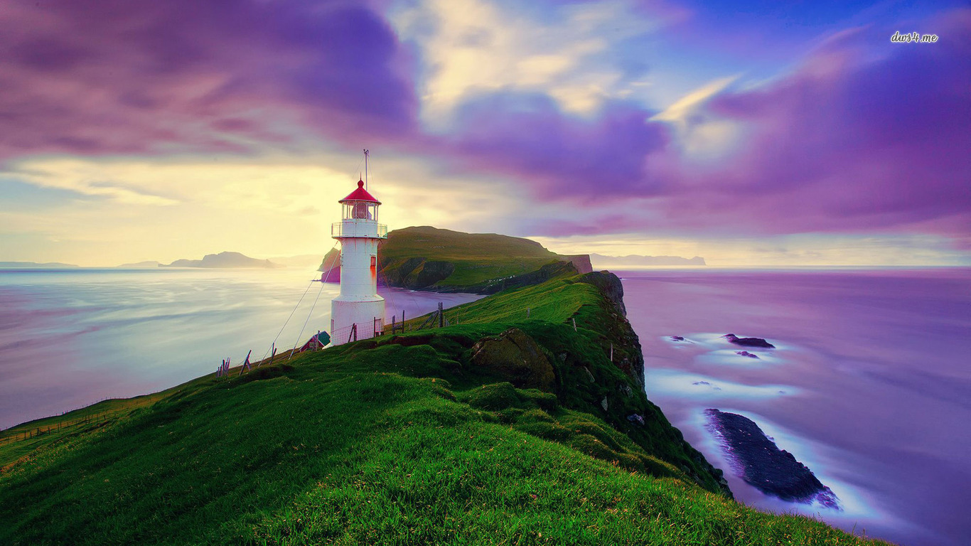 Lighthouse Hd Wallpapers: Lighthouse Wallpaper And Background Image